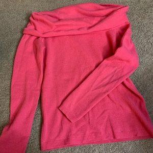 100% Cashmere sweater from BCBG Max Azria. Medium